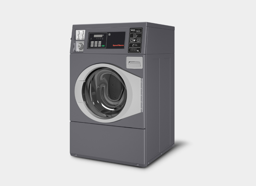 Speed Queen Front Load Washer (coin) - SF3