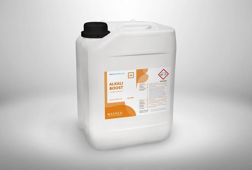 WASHCHEMICALS Alkali Boost Packshot