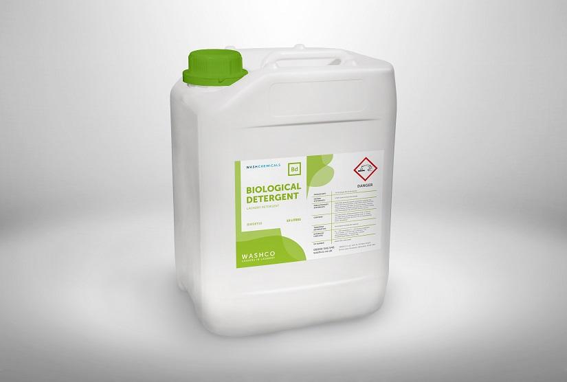 WASHCHEMICALS Biological Detergent Packshot