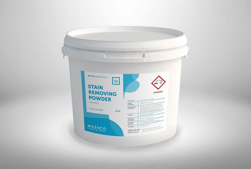 WASHCHEMICALS Stain Removing Powder packshot